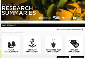 canola research hub