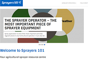 sprayers-101