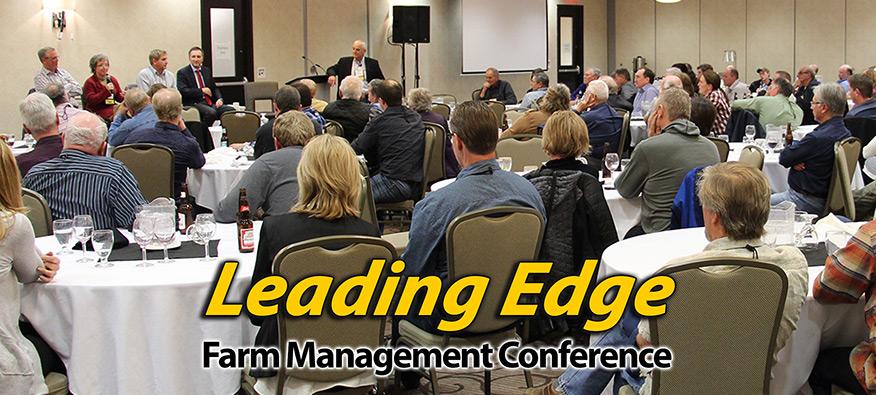 Leading edge Farm Management