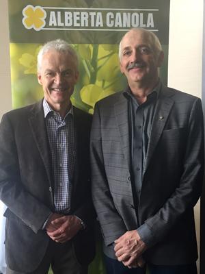 Dan Doll and David Irvine