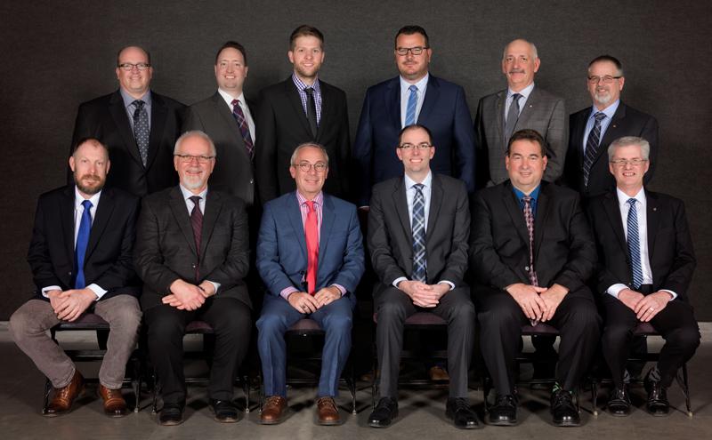 Alberta Canola Board of Directors 2018