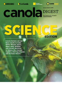 Canola Science Digest 2019